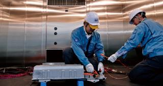 電池パック安全性評価試験棟建設プロジェクト「世界で唯一の存在を目指して。」